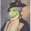 Toad portrait 3
