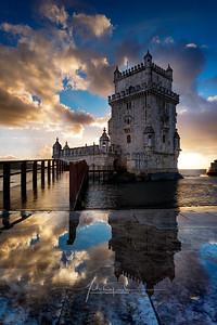 Tour de Belém Lisbonne Portugal