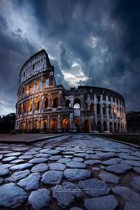 Colisée Rome Italie