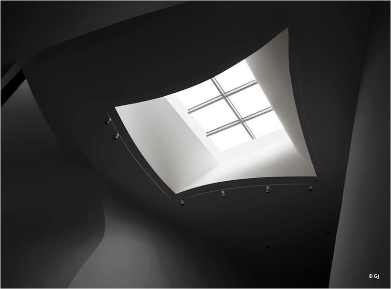 """Print title:  """"  THE STUDIO """"  ( Black )  / FILE # _MG_4527 /  © Gj"""