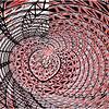 "Print title:  ""  CIRCLE OF HEARTS  "" /  © Gj"