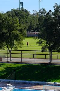 Off-Season Football Practice