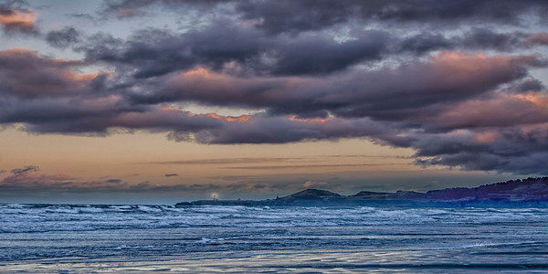Nye Beach Morning