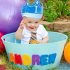Andy 1st Birthday banner