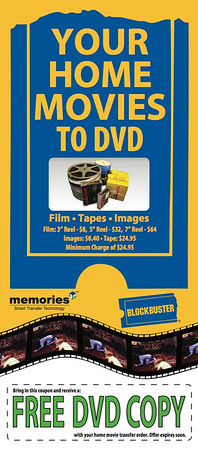 HMD/Blockbuster Flyer