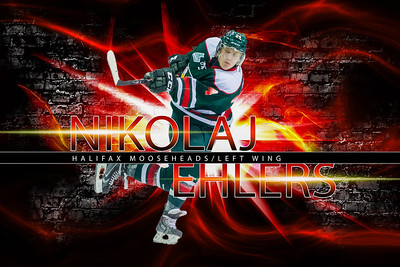 Nikolaj Ehlers-Halifax Mooseheads, Halifax Sports Photography, Halifax Sports Photographer