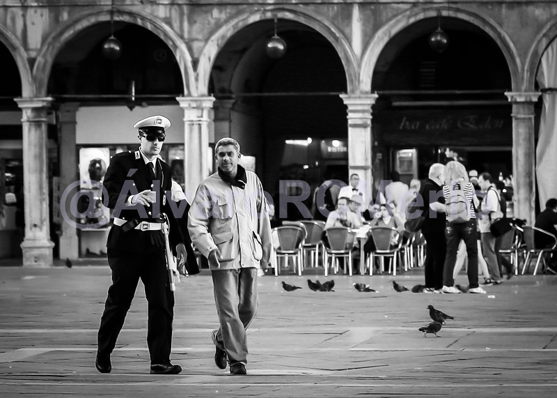 Piazza San Marco - Veneza - Itália (imigrante)