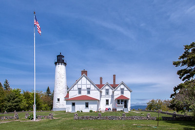 Iroquois Point lighthouse