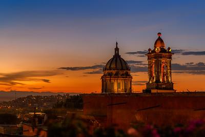 San Miguel sunset 2