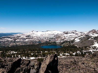 Mt. Tallac summit