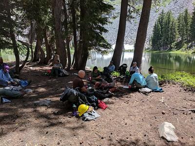 Wilderness Volunteers: 2017 Desolation Wilderness, Eldorado National Forest (California)