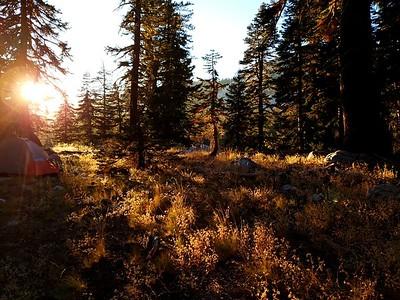 2018 Desolation Wilderness Service Trip