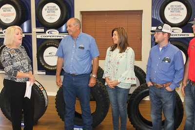 Despino's Tire hosts grand opening and ribbon cutting
