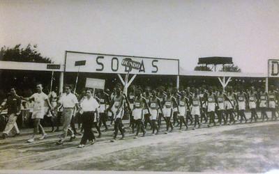 Andrada 1950, Festa desportiva