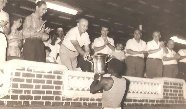 1958 - 10 de Agosto - Festa Desportiva Indigena - Andrada