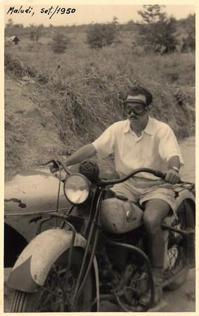 Maludi Setembro 1950 Melo Abreu