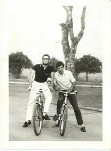 Mane' Mendes e Carlos Salgueiros