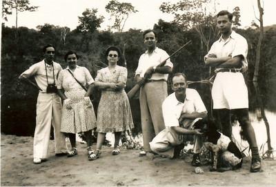 Cachimo - Maludi Casal Rogerio Afonso, ...?, Manuel Augusto, ...?, Mario Correia