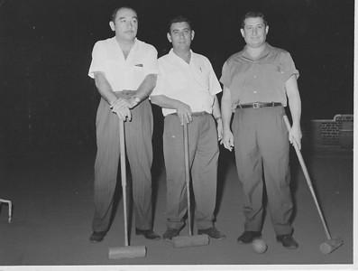 Humberto Pereira, Ze' Santos e Tavares