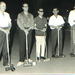 Lopes, Madeira Rosa, Oliveira, José Santos, Alfredo Pereira