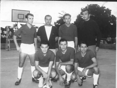 Henriques, Alves Silva, A. Carvalho