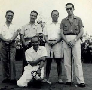 Valdez, Vidal Ramos, eng. Pino, Gomes Ferreira, José Medeiros