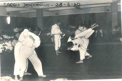 Sarau desportivo - Judo 26-3-70