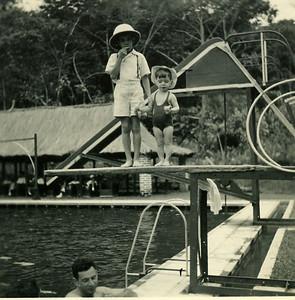 Dundo, Mussungue - Tóju e Genhinha Lázaro