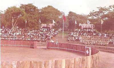 """11 de SETEMBRO DE 1966 """"Monumental do Caxinde"""""""