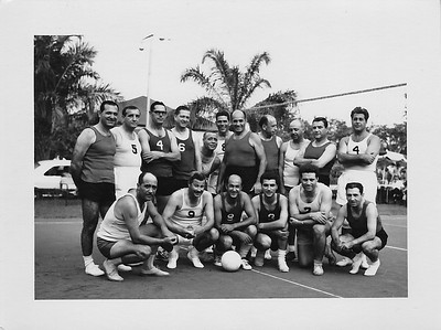 Voleibol - Dundo - Andrada