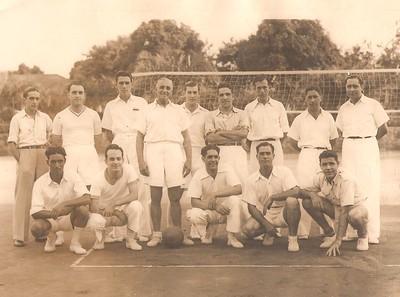Voleibol anos 40s