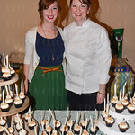 Evelyn and Jessica Roberts with Flour de Lis Bakery.