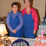 Pam Morris and Elaine Mancini from Q&A Sweet Treats.