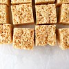 Brown Butter and Mustard Rice Crispy Treats