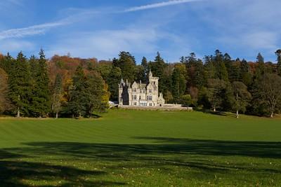 Kinettles Castle, Angus, Scotland