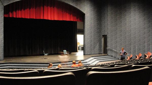 Greater Atlanta Christian School - Auditorium n Forum