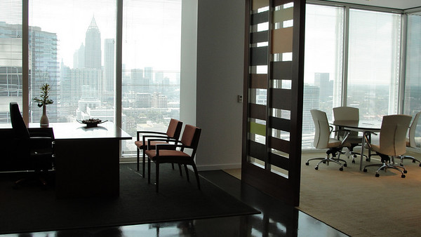AllSteel Showroom - 24th Flr of 1180 Pchtree