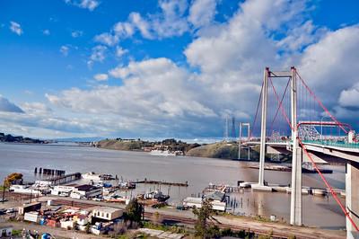 Zampa Bridge Vallejo CA. 9