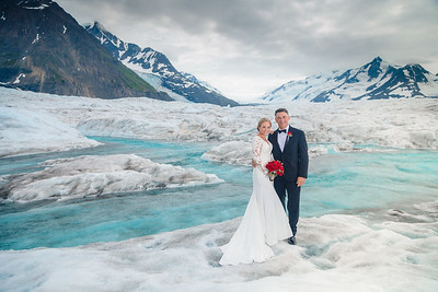 Helicopter Glacier Weddings