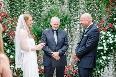 Juneau Wedding:  Whitney & Mark at Glacier Gardens and Around Juneau