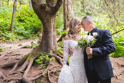 Rainforest & Waterfall Weddings