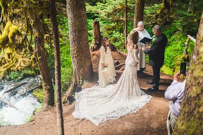 Girdwood Ceremonies by Joe Connolly