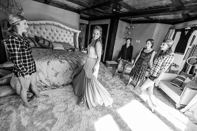 Homer Wedding: Ariel & Erik at Second Star Mansion by Jonathan Gurry