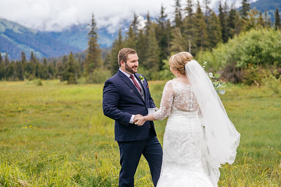 Girdwood Destination Wedding: Monica & Doug by Joe Connolly