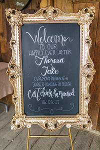Girdwood Wedding: Theresa & Jake at Crow Creek Mine by Joe Connolly