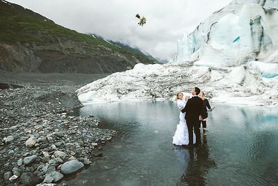 Helicopter Glacier Weddings