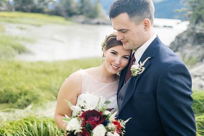 Girdwood Wedding: Lacey & Jordan at Alyeska Resort and Around Girdwood by Joe Connolly