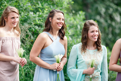 Summit Lake Area Wedding: Heather & Jordan at Manitoba Cabin by Jonathan Gurry