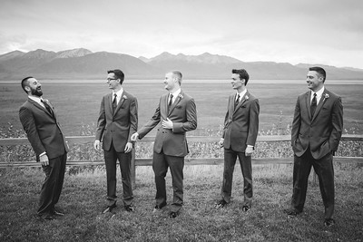 Wasilla Wedding: Nicole & Joel at The Gathering Place by Lena Stevens