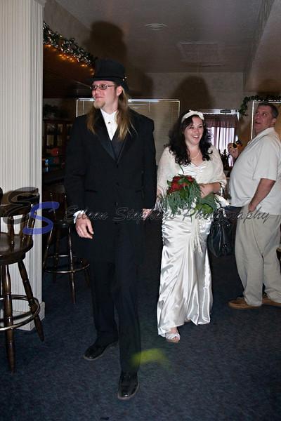 Gabriella & Brian Reception